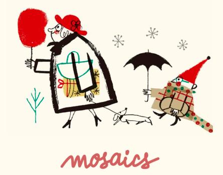 Mosaics Llibres